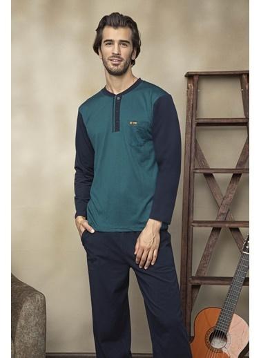Fatih Yüreğilli Pijama Takım Yeşil